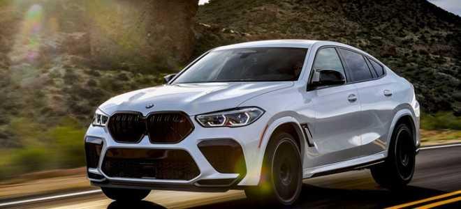 Обзор BMW X6 2020 года в новом кузове