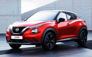 Обзор Nissan Juke 2019 года в новом кузове