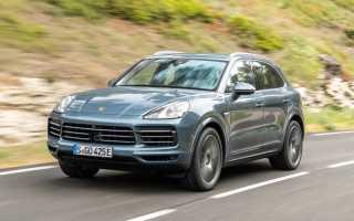 Гибридные авто Porsche: Cayenne, Panamera