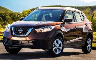 Nissan Kicks 2020 — новый Японский кроссовер