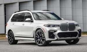 Обзор премиального BMW X7 2020 года — роскошь и современное оснащение
