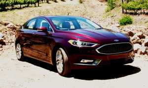 Обзор гибридных Ford: C-Max и Fusion