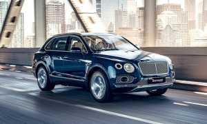 Обзор Bentley Bentayga Hybrid (Бентли Бентайга)