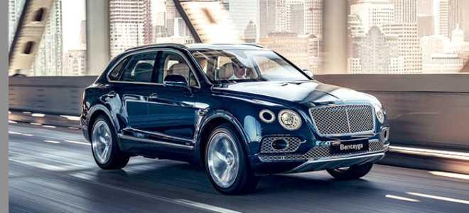 Обзор Bentley Bentayga Hybrid (Бентли Бентайга)
