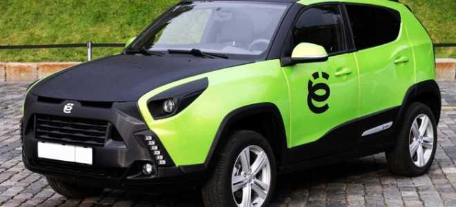История создания Ё-мобиль, последние новости проекта, обзор автомобиля