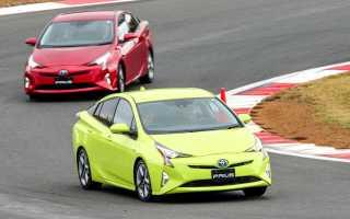 Краткий обзор 4х поколений Toyota Prius