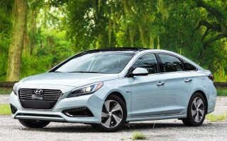 Сравнительный обзор — Hyundai Sonata и Hyundai Ioniq