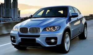 Технические возможности BMW X6 Hybrid– полный обзор автомобиля