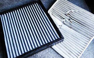 Салонный фильтр угольный или обычный: какой лучше