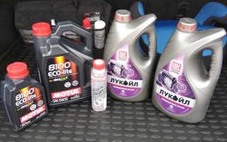 Какое промывочное масло лучше для бензинового двигателя