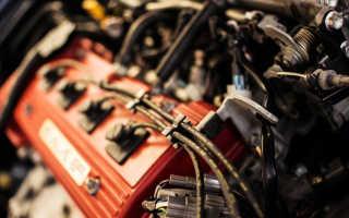 Вибрация двигателя на холостых оборотах