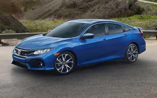 Обзор Honda Civic последнего поколения