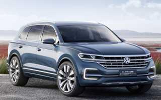 Обзор гибридов Volkswagen: Tuareg, GTE, Jetta