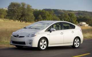Toyota Prius 3 поколения: полный обзор гибрида