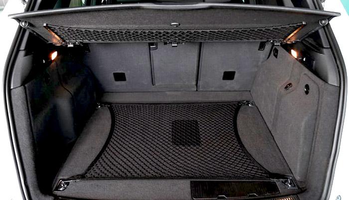 фотография багажника в обзоре гибридного автомобиля Audi Q5 Hybrid Quattro