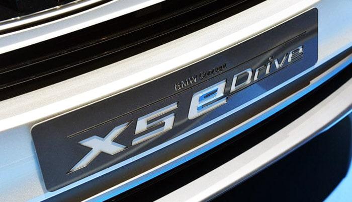 фото детали автомобиля BMW Х5