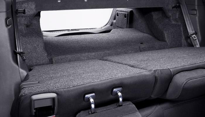 фото багажника ford fusion