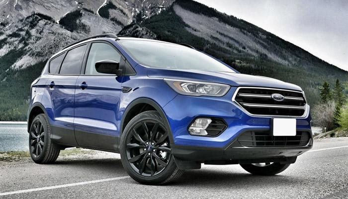обзор ford escape hybrid