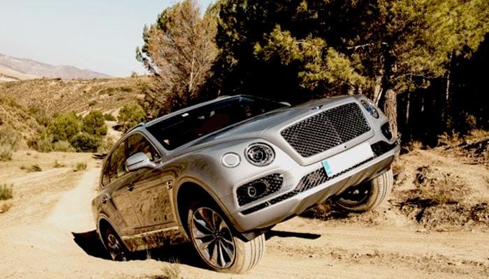 фотография автомобиля Bentley Bentayaga