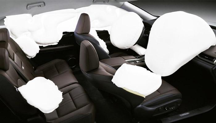 безопасность автомобиля Lexus RX 450