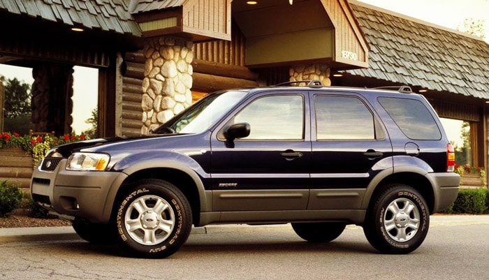 характеристики ford escape