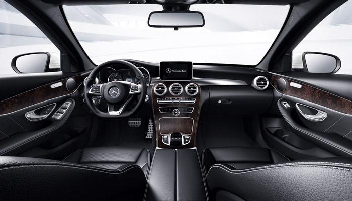 фото салона Mercedes-Benz е 350