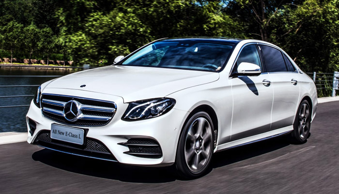 дизайн Mercedes-Benz C З50 e ceдaн