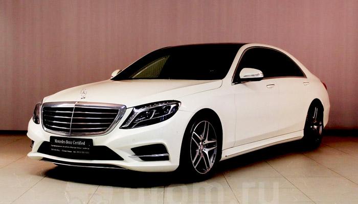 фото Mercedes-Benz S 500