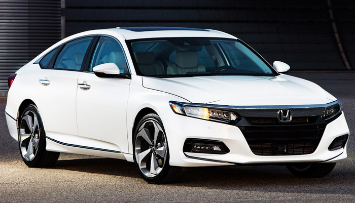 фото honda accord 2018