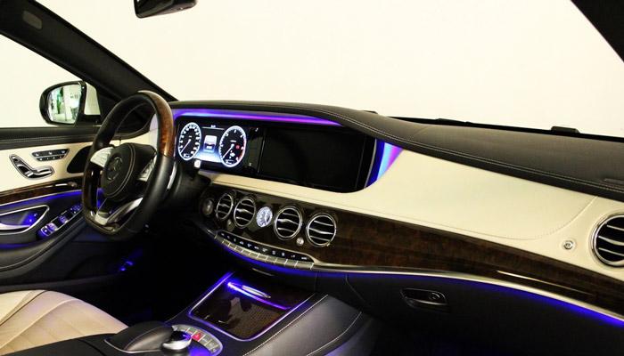 салон авто Mercedes-Benz S 500