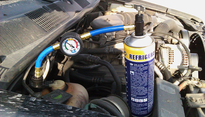 средство для чистки радиатора