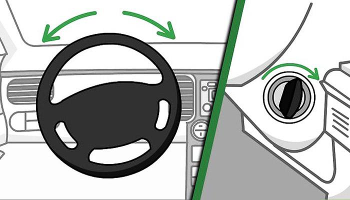 блокировка автомобиля