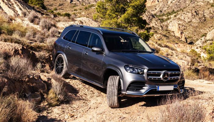 обзор Mercedes GLS 2020
