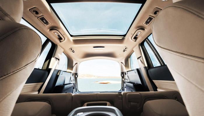 топовая комплектация Mercedes GLS