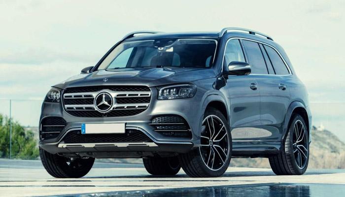 фото Mercedes GLS