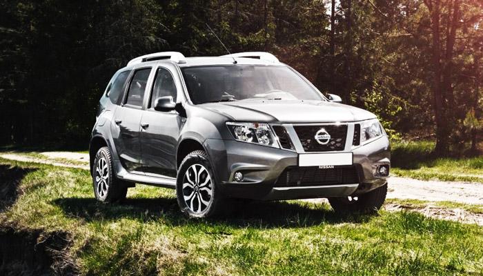 фото и технические характеристики Nissan Terrano