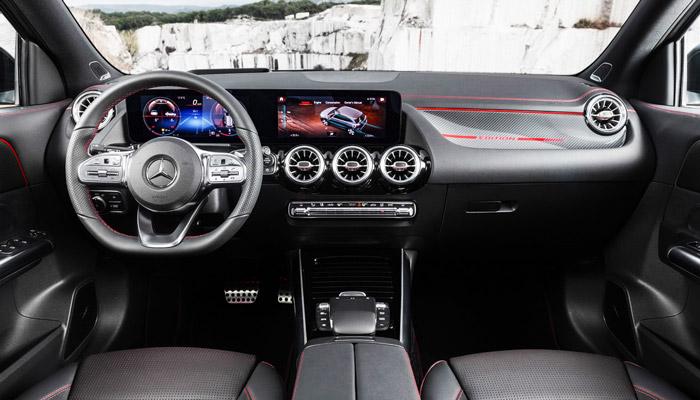салон авто Mercedes Benz GLA