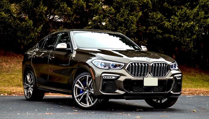 фото автомобиля BMW-X6