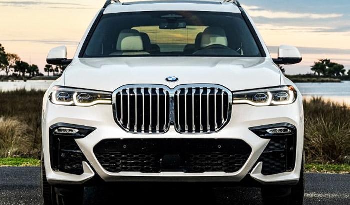 BMW V7 внешний вид