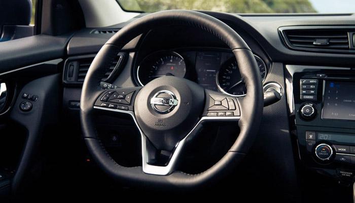 фото руля Nissan Qashqai