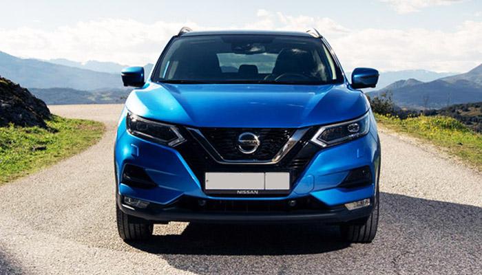 фото спереди Nissan-Qashqai