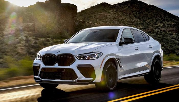 фото новая BMW X6